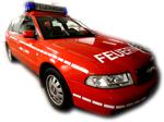 Kommandowagen FR Audi A 4 / Ersthelferfahrzeug
